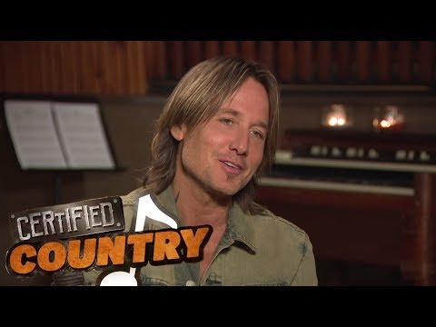 """Keith Urban Gets Personal On His New Album, """"Graffiti U"""" 