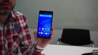 Sony Xperia C4 - первый взгляд