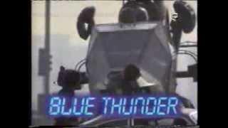 Trovão Azul - Abertura - Anos 80