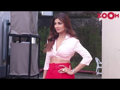 Xxx Mp4 Shilpa Shetty In A Hot Gorgeous Avatar Poses At Mehboob Studios For A Shoot 3gp Sex