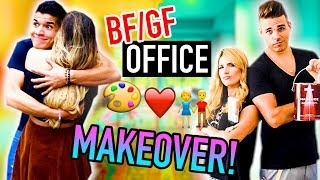 Double Couples ROOM MAKEOVER ft Mr Kate!!