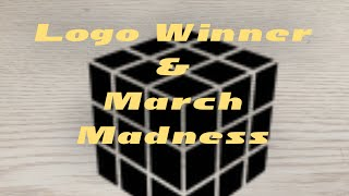Logo winner and March Madness