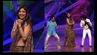 Nach Baliye 6: Shilpa Shetty dances with Dharmesh