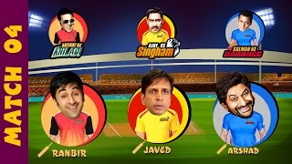 Ranbir Kapoor Comedy Vs Javed Jaffrey Comedy Vs Arshad Warsi Comedy- #IndianComedy