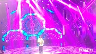 Asep irama suara emas tampil di DA 4 puncak final dgn lagu_aku dilahirkan utk siapa