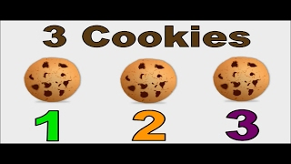 Counting Numbers 123 -  Counting 123 - Learning Numbers For Toddlers