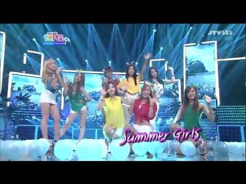 Xxx Mp4 F X T Ara After School SISTAR HOT SUMMER SPECIAL STAGE 15 July 2012 3gp Sex