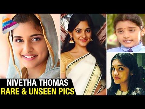 Nivetha Thomas Rare & Unseen Pics | Childhood Pictures | Actress Latest Photos | Telugu Filmnagar