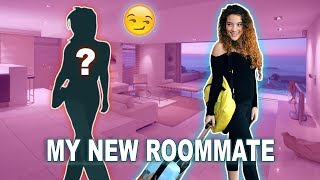 I'M MOVING IN WITH WHO??