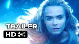 Pan TRAILER 2 (2015) - Hugh Jackman, Cara Delevingne Fantasy HD