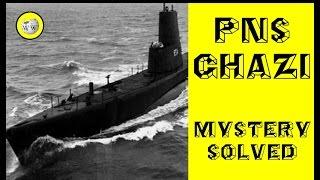 PNS Ghazi - Biggest Mystery of 1971 Indo-Pak War !