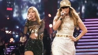 Jennifer Lopez & Taylor Swift  -