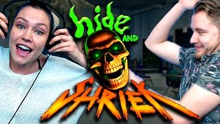 Hide and Shriek - How (NOT) To Play - SourceFedPLAYS!