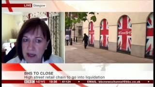 mlm Solutions   BBC News   Maureen Lesley   BHS   02/06/2016