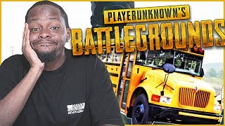 A LONG RIDE ON THE STRUGGLE BUS! - PlayerUnknown's Battlegrounds Gameplay Ep.6