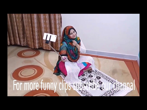 Pakistani Housewife funny clip