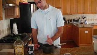 How to make Persian rice with Tadigh