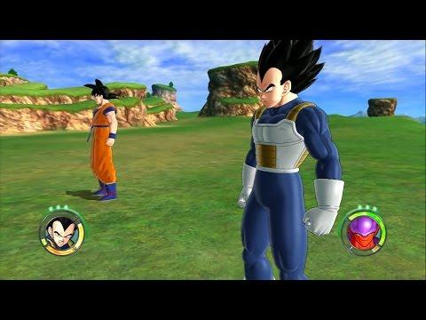 Dragon Ball Raging Blast 2 Goku & Vegeta vs Turles Metal Cooler Android 13 Bojack & Janemba