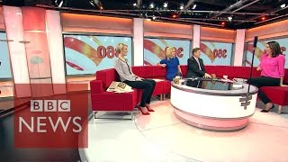 BBC Breakfast - Behind the scenes (360 video) - BBC News