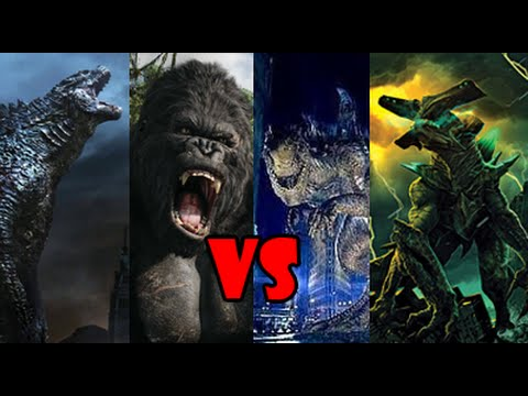 Kaiju Tournament Battle