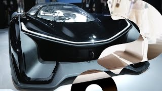 The High Tech Cars of CES 2016 | HowStuffWorks NOW