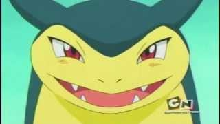 Typhlosion Laughs from Pokemon Chronicles Episode1
