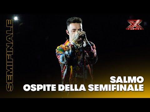 Xxx Mp4 Salmo Ospite Della Semifinale Di X Factor 2018 3gp Sex