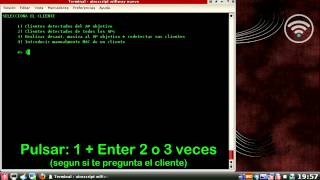 Red (WEP) WLAN_XX con Wifiway 3.4
