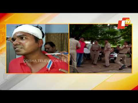Xxx Mp4 Two Police Constables Thrash Doctor During Helmet Check Drive In Angul 3gp Sex