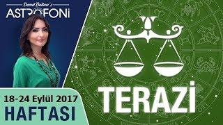 Terazi Burcu Haftalık Astroloji Burç Yorumu 18-24 Eylül 2017