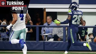 Coleman's Pick 6 Crushes Cowboys' Playoff Hopes (Week 16)   NFL Turning Point