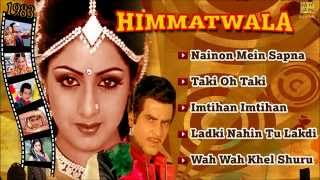 Himmatwala Juke Box - Full Songs - Jitendra & Sridevi