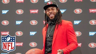 "Richard Sherman, ""The biggest misconception is that it"