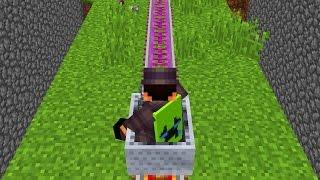 Minecraft 1.11: SUPERSZYBKA PODRÓŻ!