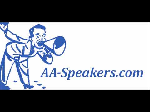 NEW AA-Speaker Don W.