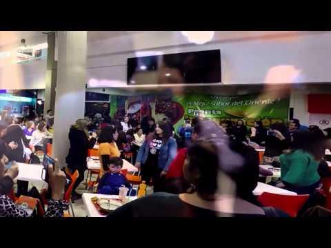 Flash Mob Brindis de la Traviata de Verdi en La Jungla by IMPERA La Paz Bolivia