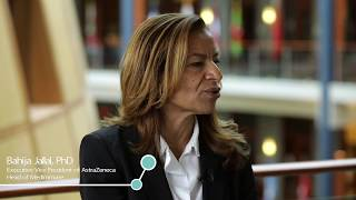GapSummit 2017 - Interview with Dr Bahija Jallal