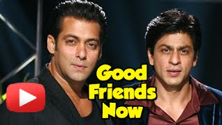 Salman Khan Is My Friend Now : Shahrukh Khan - MUST WATCH   #FriendshipDay Special