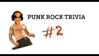 IHC Plays Punk Rock Trivia (#2) Reading Your Comments!!!