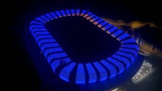İstanbul Fatih Terim Stadyumu LED Aydınlatma