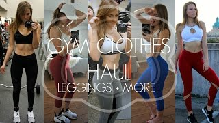 Gym Clothes Haul | Gym Look Book | Try On & My Thoughts pt. 2