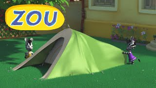 Zou se va de acampada