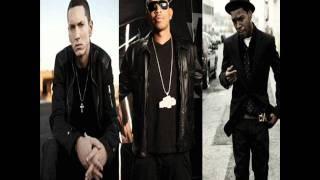 Kid Cudi Eminem Ludacris -The Prayer Rockstar.wmv
