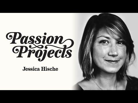 Passion Projects (Live) 5: Jessica Hische (Procrastiworking)