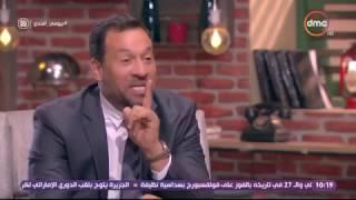 """بيومي أفندي - ماجد المصري : ضربت كل الممثلين في مسلسل أدم """" بجد """""""