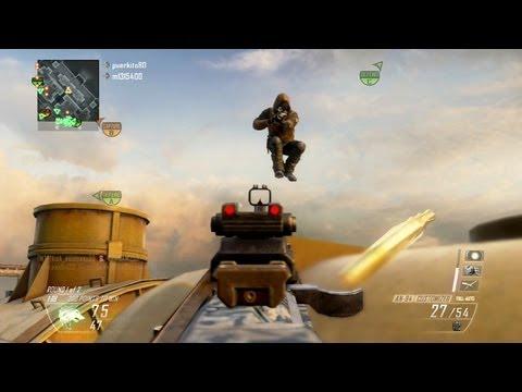 Black Ops 2: Beast Solo 2:30 Nuclear w/AN94 On Meltdown!