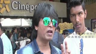 Shahrukh Khan Duplicate Raju Jr.SRK Sold Fan Tickets