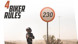4 Things Bikers Take As Suggestions