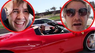 THE PROBLEM WITH BUYING HIS DREAM CAR!!