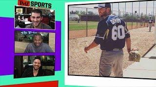 MLB Prospect Wearing